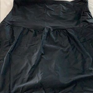 Short skirt swim wear
